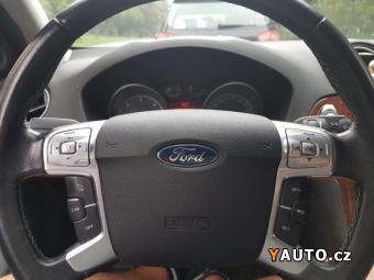 Prodám Ford Mondeo 2.0TDCI, GHIA, Kůže