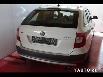 Prodám Škoda Superb 2.0 TDI L&amp, K Cross 4x4