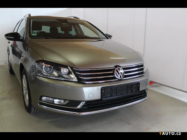 Prodám Volkswagen Passat 2.0TDI DSG Highline kombi