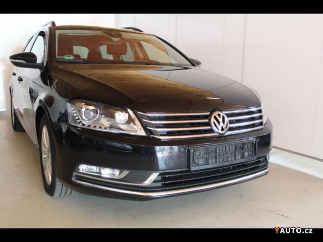Prodám Volkswagen Passat 2.0 TDI Highline Park. Assist.