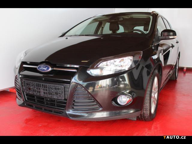 Prodám Ford Focus 1.6 TDI Titanium kombi