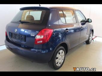 Prodám Škoda Fabia 1.2 HTP Limo