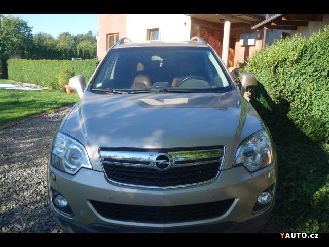 Prodám Opel Antara 2, 2 D 4WD cosmo