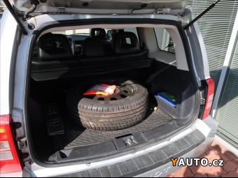 Prodám Jeep Patriot 2,4 i AT - LPG