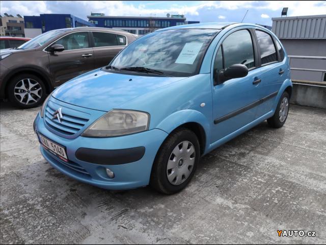 Prodám Citroën C3 1,4 HDi, NA NÁHRADNÍ DÍLY