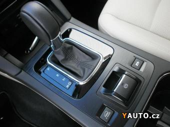 Prodám Subaru Outback 2,0 D Sport CVT, CZ, 1Maj