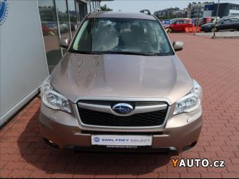 Prodám Subaru Forester 2,0 D Comfort 6MT, CZ, 1Maj