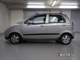 Prodám Chevrolet Spark 0,8 i