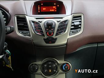 Prodám Ford Fiesta 1,2 i, CZ, 1Maj