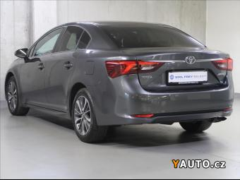 Prodám Toyota Avensis 1,8 VVT-i, CZ, 1Maj