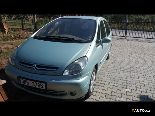 Prodám Citroën Xsara Picasso Picasso