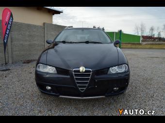 Prodám Alfa Romeo 156 1.9 JTD 110KW Crosswagon 4x4