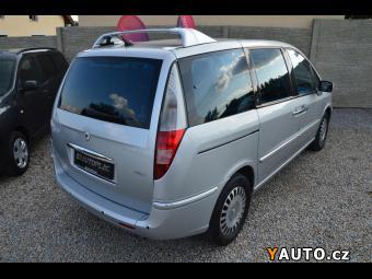 Prodám Lancia Phedra 2.2 JTD 94KW Exclusive