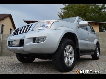 Prodám Toyota Land Cruiser 3.0 D-4D 122KW Comfort 4x4