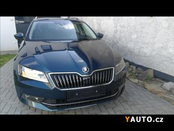 Prodám Škoda Superb 2,0 TDi 110kW STYLE+