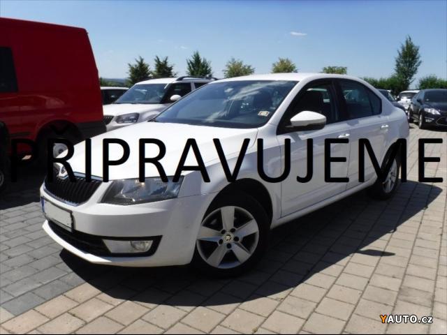 Prodám Škoda Octavia 1,6 TDi 77kW ELEGANCE CZ