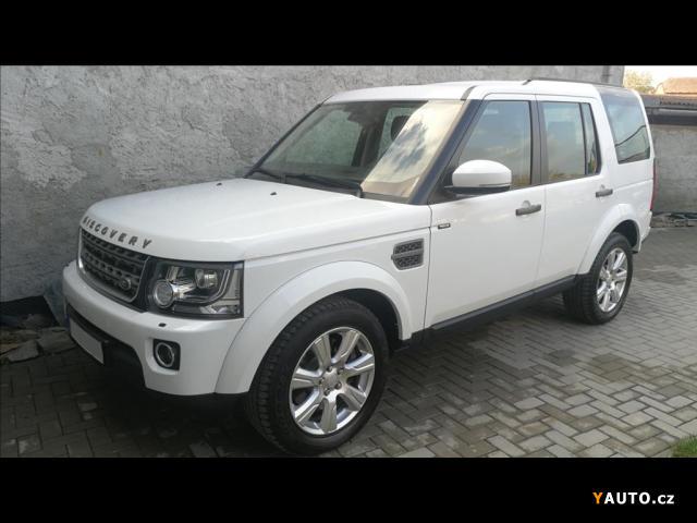 Prodám Land Rover Discovery 3,0 Tdv6 SE CZ 45tis KM