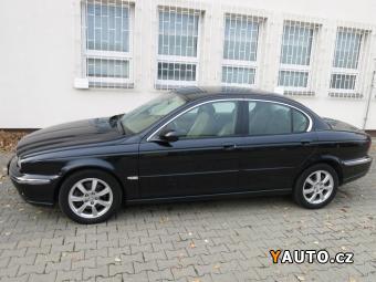 Prodám Jaguar X-Type 2.0D Bez koroze