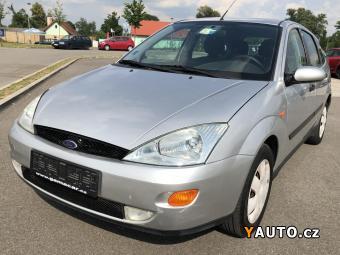 Prodám Ford Focus 1.6i+ BEZ KOROZE