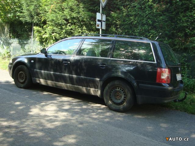 Prodám Volkswagen Passat AVF