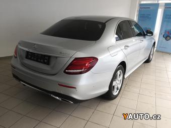 Prodám Mercedes-Benz Třídy E 220d 4MATIC, Avantgarde, Navi