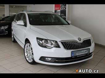 Prodám Škoda Superb 2.0 TDI 125, kW, Elegance, Pano