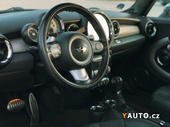 Prodám Mini Cooper S 1.6 135kw Cabrio (jcw chip)