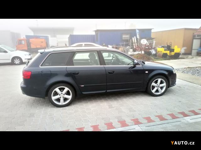 Prodám Audi A4 2.0tdi S-line quattro
