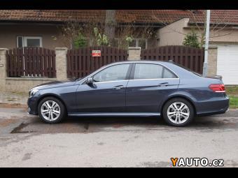 Prodám Mercedes-Benz Třídy E E 400 4MATIC Avantgarde