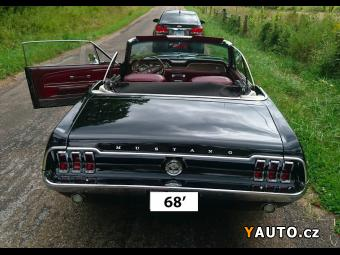 Prodám Ford Mustang V8 302 Convertible