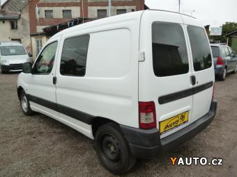 Prodám Citroën Berlingo 1.9D
