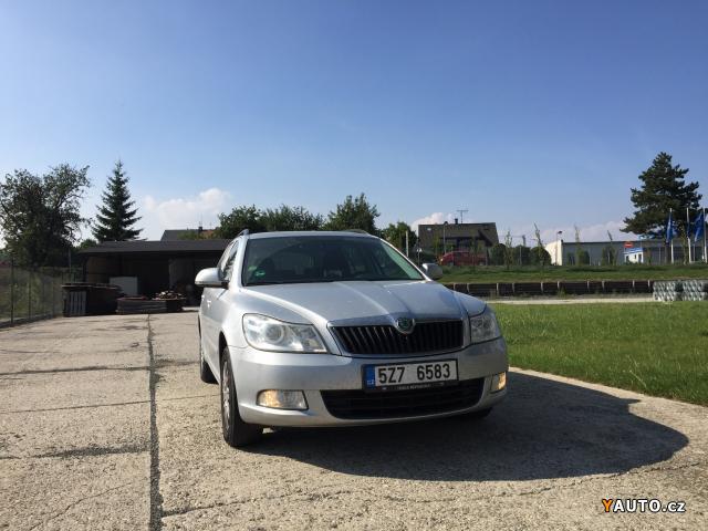 Prodám Škoda Octavia 2.0 TDI DPF Ambition