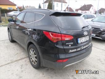 Prodám Hyundai Santa Fe 2,2 CRDI 16V CRDI VGT 4X4 STY