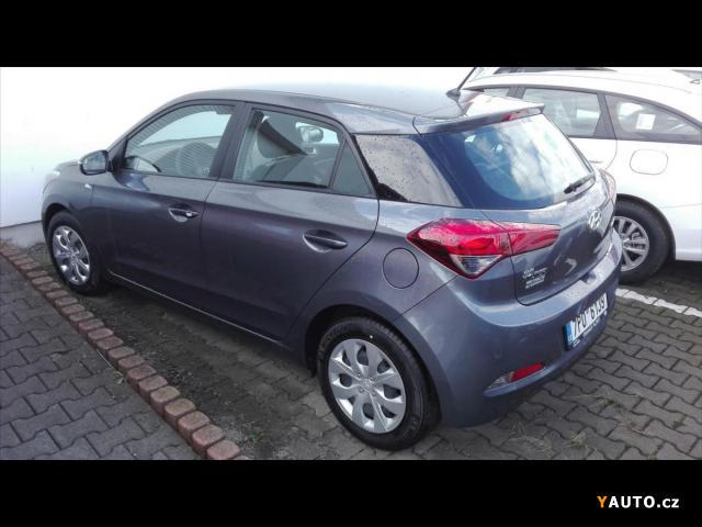 Prodám Hyundai i20 1,3 1.2I FAMILY+
