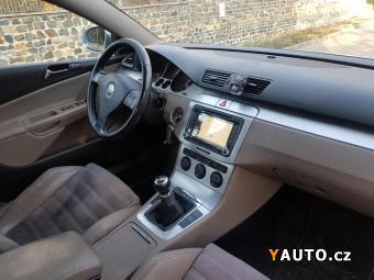 Prodám Volkswagen Passat 2.0 TDI HIGHLINE, NAVI, KŮŽE