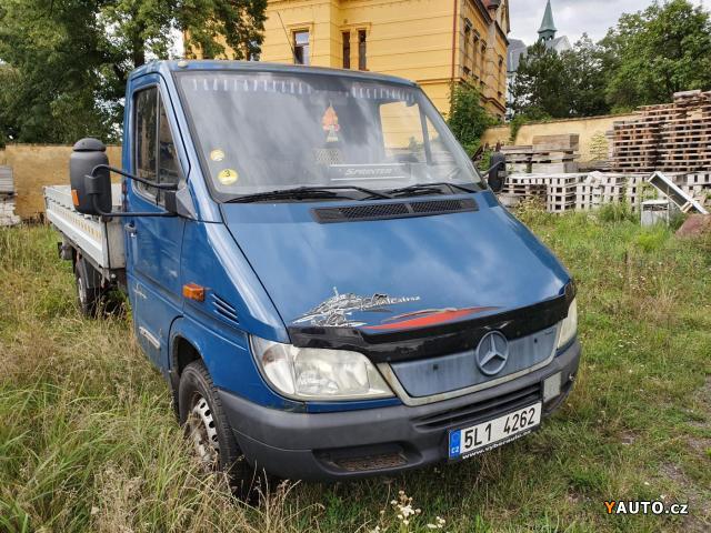 Prodám Mercedes-Benz Sprinter 313 CDI VALNÍK
