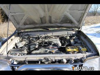 Prodám Toyota Land Cruiser 95