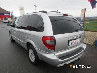 Prodám Chrysler Grand Voyager 3.3 V6 Limited Edition