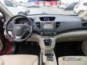 Prodám Honda CR-V 2.2 i-DTEC EXECUTIVE 4X4 NAVI