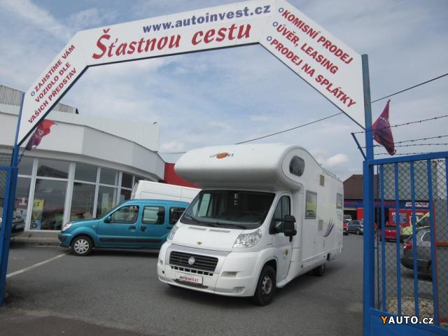 Prodám Fiat DUCATO 2,3 JTD X DREAM