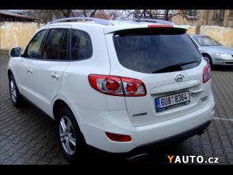 Prodám Hyundai Santa Fe 2,2 CRDi PREMIUM, ODPOČET DPH