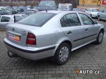 Prodám Škoda Octavia 1,6 GLX REZERVOVÁNO