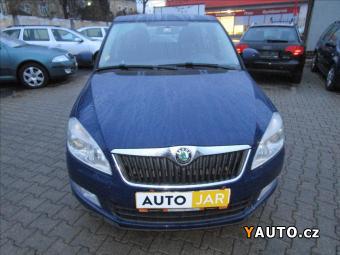 Prodám Škoda Fabia 1,6 TDI ELEGANCE