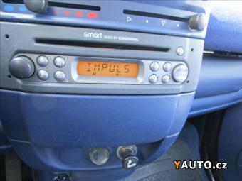 Prodám Smart Fortwo 0,8 CDi KLIMATIZACE