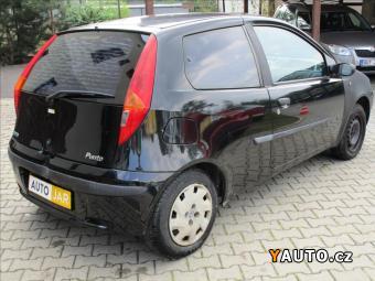 Prodám Fiat Punto 1,2 i POSILOVAČ ŘÍZENÍ