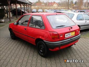 Prodám Ford Fiesta 1,1 i STK V CENĚ