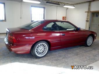 Prodám BMW Řada 8 850i V12