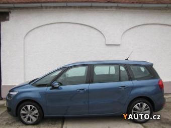 Prodám Citroën Grand C4 Picasso 2.0 HDI NAVI AUTOMAT 1 MAJITEL