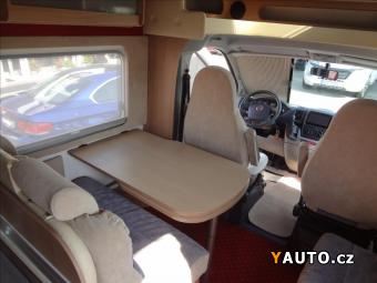 Prodám Burstner 2,3 Quadro T664 JTD obytný aut