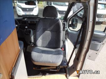 Prodám Ford 2,2 Pössl TDCi obytný automobi